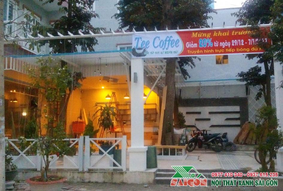 PHONG THỦY QUÁN CAFE SỰ MAY MẮN TRONG KINH DOANH